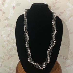Talbots Long Necklace